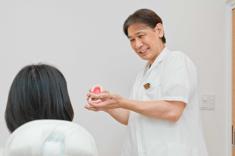 おおの歯科医院の歯列矯正治療における診療コンセプト